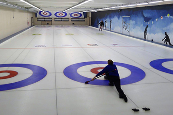 Curlingbaan Zoetermeer - photo 0