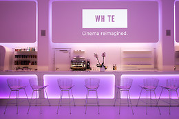 WHITE CINEMA BRUSSELS