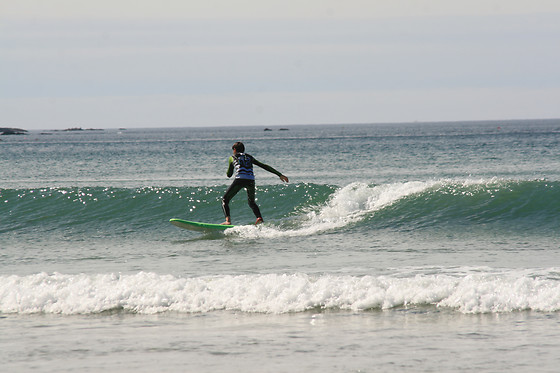Surfin Locquirec - photo 1